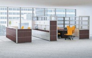 Open Plan Office Furniture Lenexa KS