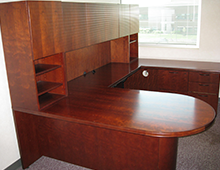 Modern Office Desk Overland Park KS