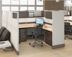 Refurbished Office Cubicles Overland Park KS