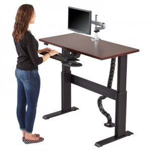 Sit to Stand Desk Liberty MO